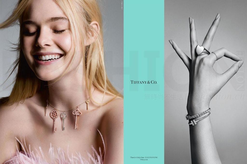 形象革新刺激Tiffany & Co.蒂芙尼首季同店销售猛增10% 股价飙涨24%创历史新高