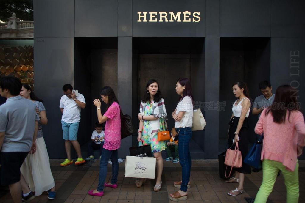 Hermès爱马仕利润率破纪录 电子商务年底引入中国
