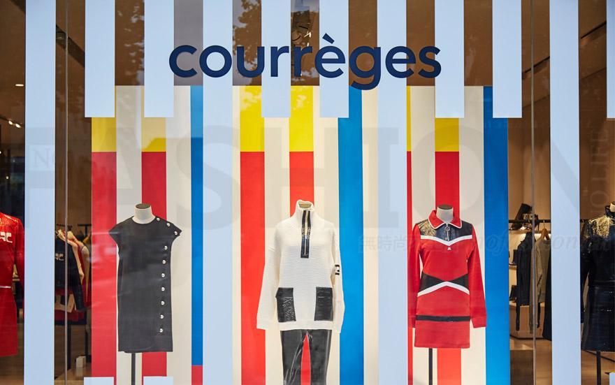 Gucci la皮诺家族旗下Artémis全资收购法国时装屋Courrèges