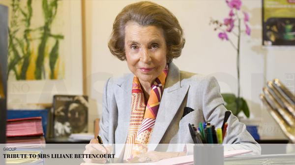 L'Oréal SA 欧莱雅的未来:全球女首富Liliane Bettencourt 莉莉安·贝当古的身后事