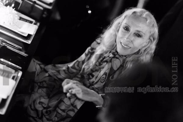 突发:意大利版《Vogue》主编Franca Sozzani弗兰卡·索萨妮逝世 终年66岁