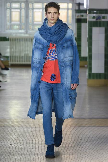 巴黎男装周White Mountaineering Menswear Spring/Summer 2018春夏男装发布
