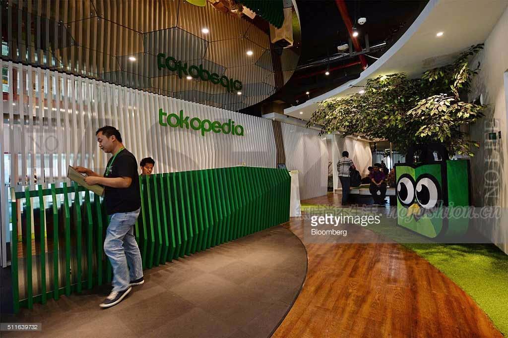 传阿里将投资印尼最大电商集团Tokopedia