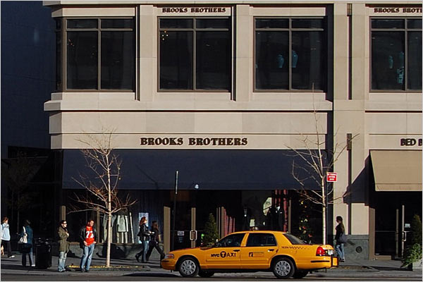 Brooks Brothers与商场运营商及品牌管理公司达成3.05亿美元收购协议