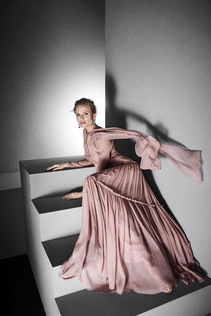 Alberta Ferretti Limited Edition Fall Couture 2017秋冬巴黎高级定制发布