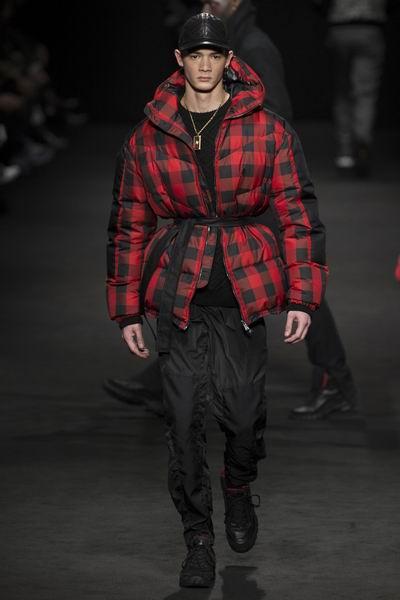 Versace Menswear FW 2017