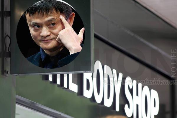 传Jack Ma马云受邀收购L'Oréal 欧莱雅集团旗下The Body Shop