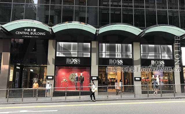 Hugo Boss四季度大陆销售猛增近20%