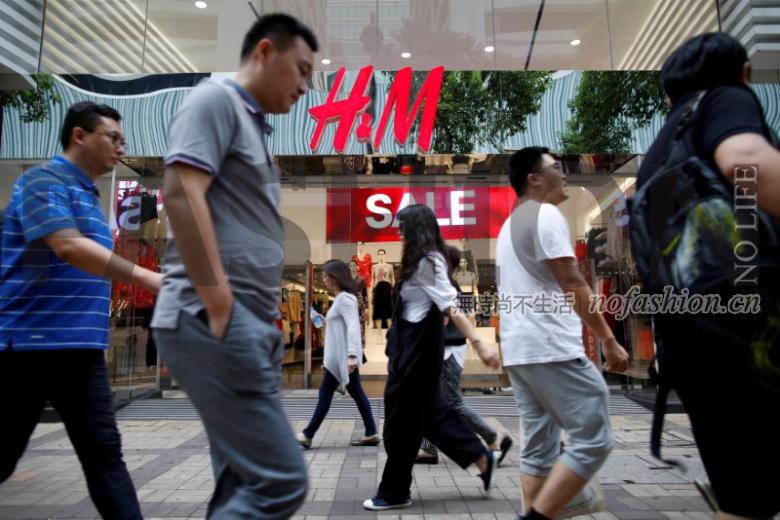 H&M 到底怎么了?四年来月度销售首跌
