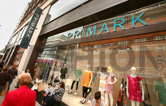 零售扩张刺激Primark全年销售上涨20% 母公司ABF受惠上调盈利预期