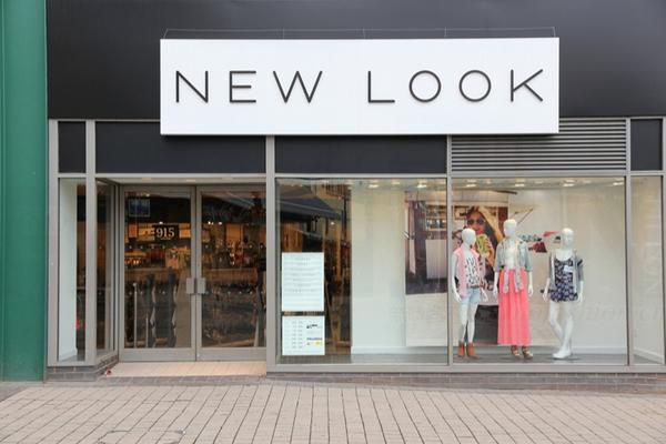 New Look全年巨亏 销售全线大跌 对中国业务只字不提