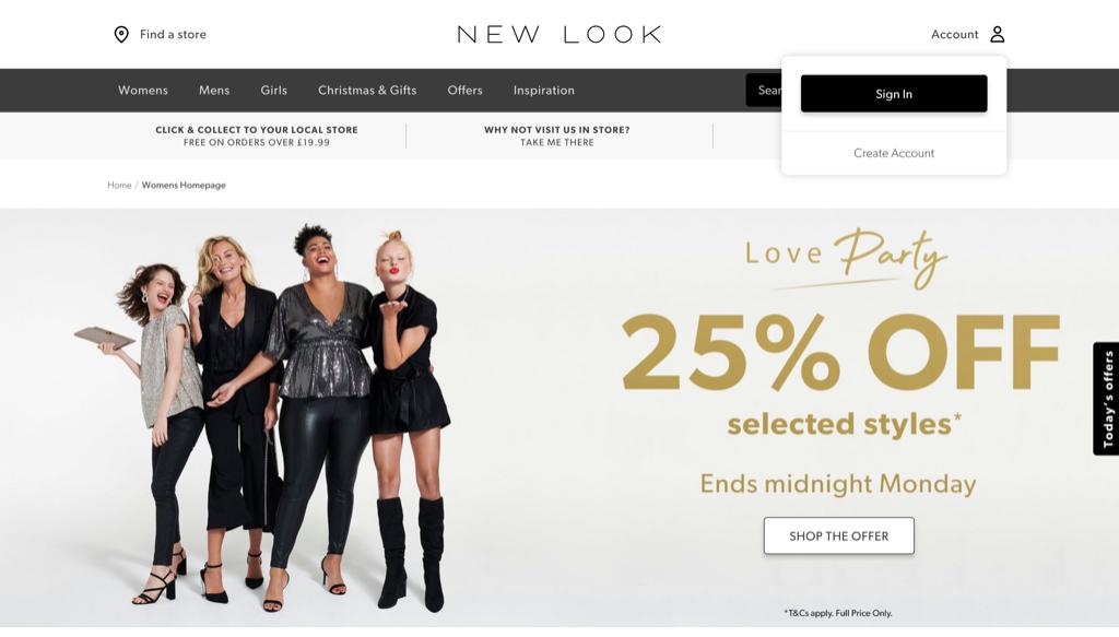 New Look一年半内第二次重组债务 重启至今同比销售下滑38%