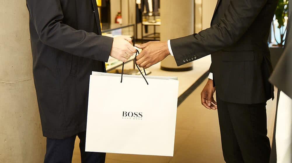Hugo Boss四季度增长提速 股价上升6.8%
