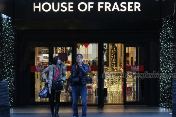 英国House of Fraser百货姗姗来迟 终在南京开设首间东方福莱德