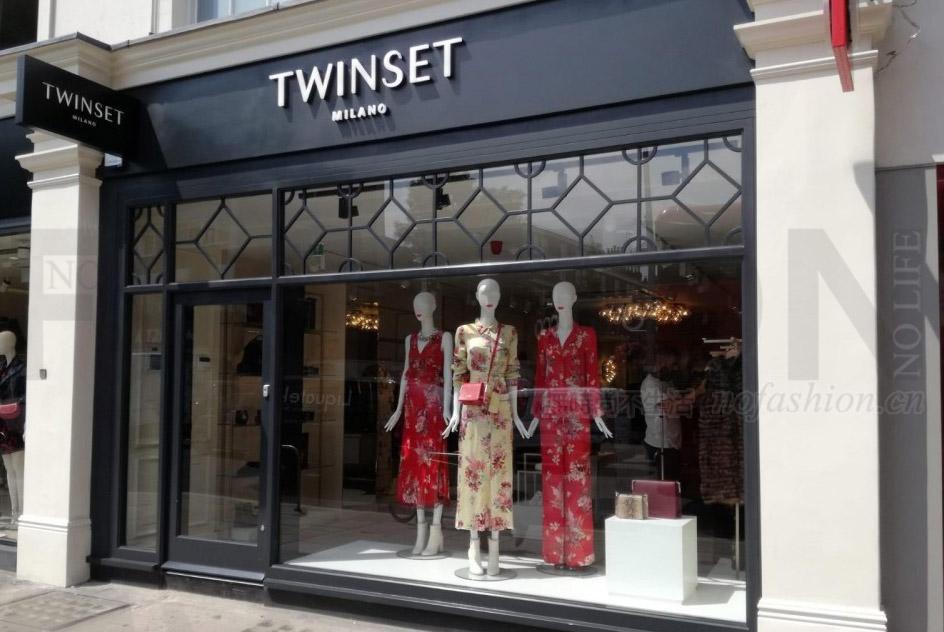 意大利轻奢品牌TwinSet准备出售 传复星国际有意接盘