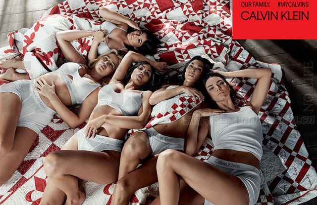 Calvin Klein 首季取得双位数增长