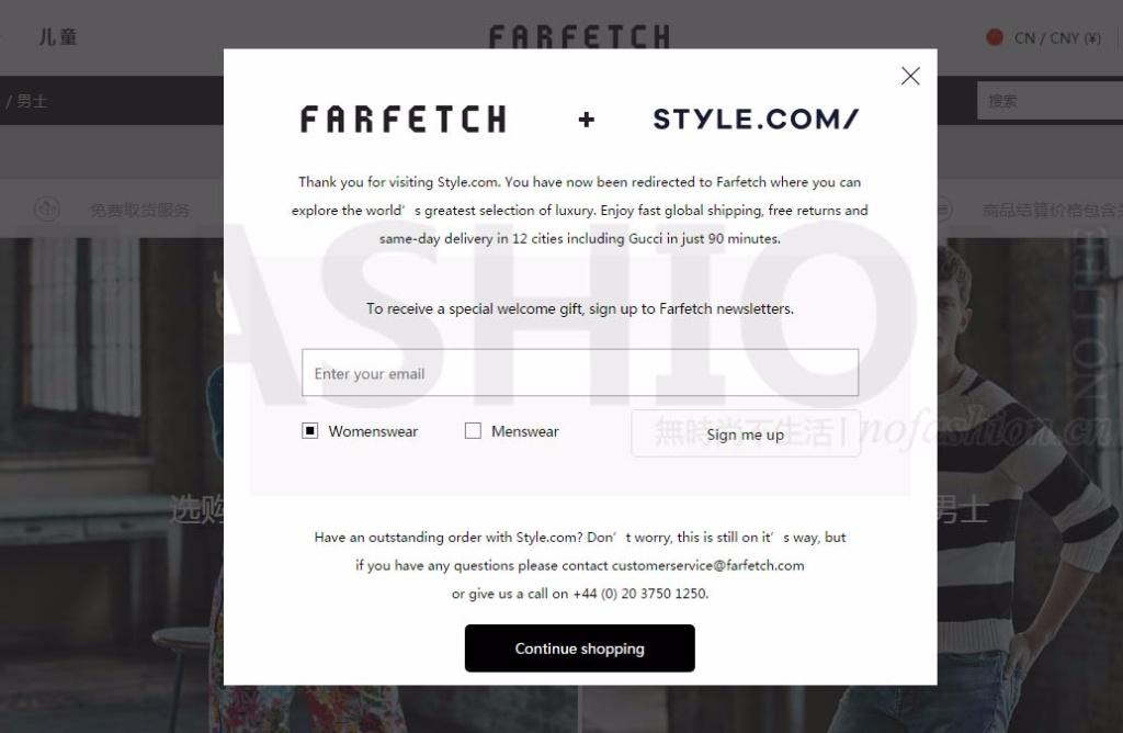 如此短命!上线不到一年 Condé Nast康泰纳仕向Farfetch出售Style.com