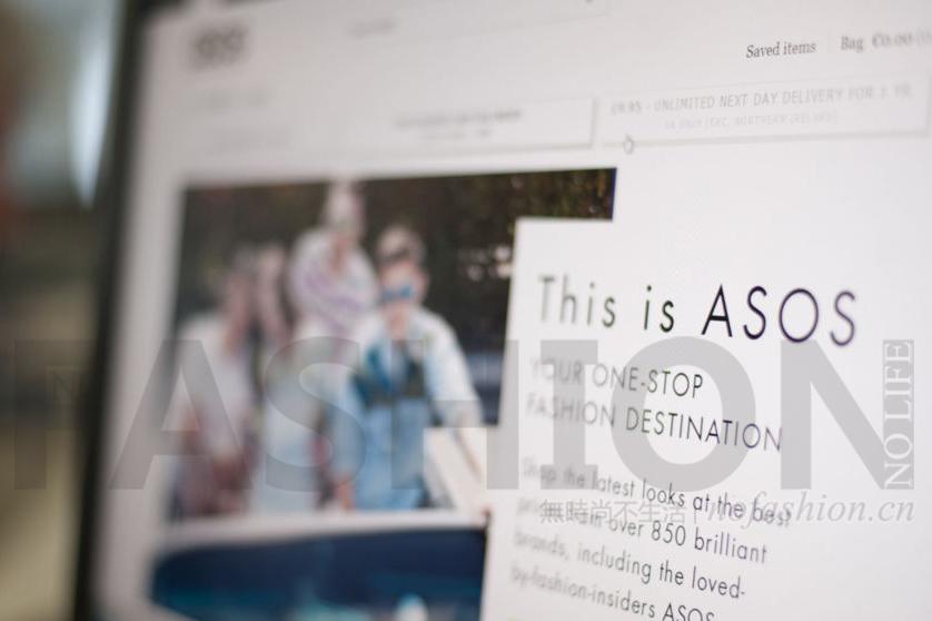 遭最大股东Bestseller绫致集团减持2%股权 ASOS股价下跌5%