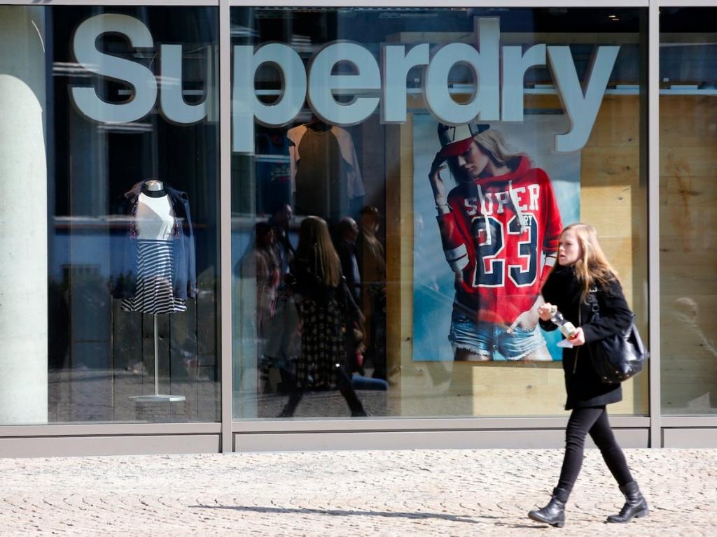 Superdry极度干燥全年盈利增长12% 两年内再派特别股息 股价急升13%