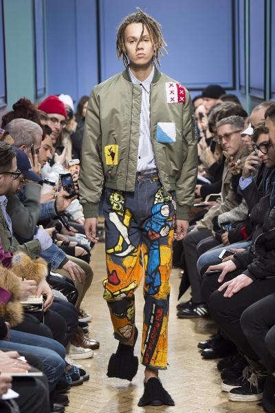 J.W. Anderson Menswear Fall/Winter 2017
