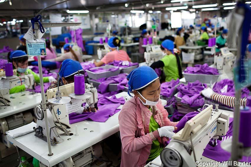 申洲国际中期多赚21% 销售增长主要由中美订单推动 生产效率提高刺激毛利率胜预期