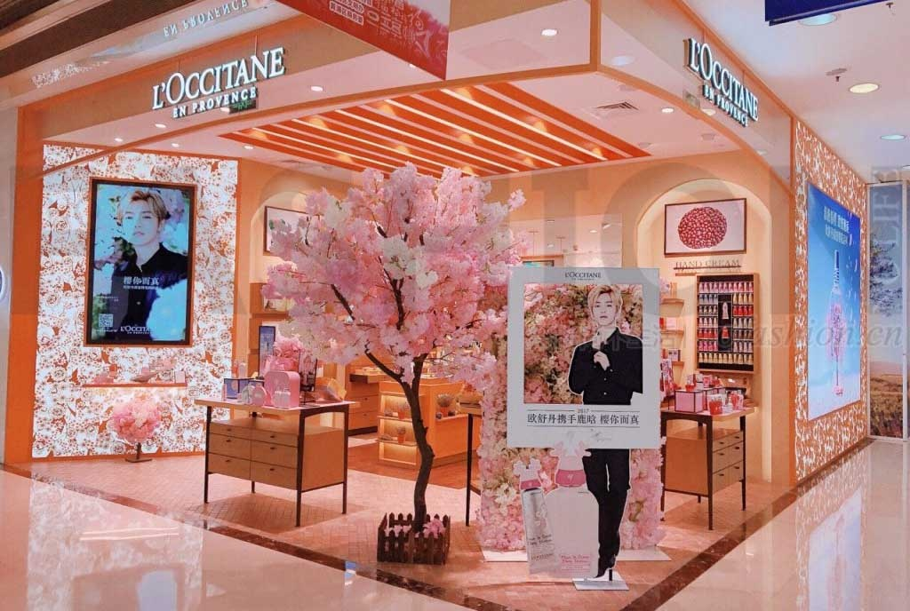 L'Occitane欧舒丹全年净利润锐减27% 刘诗诗将出任中国代言人