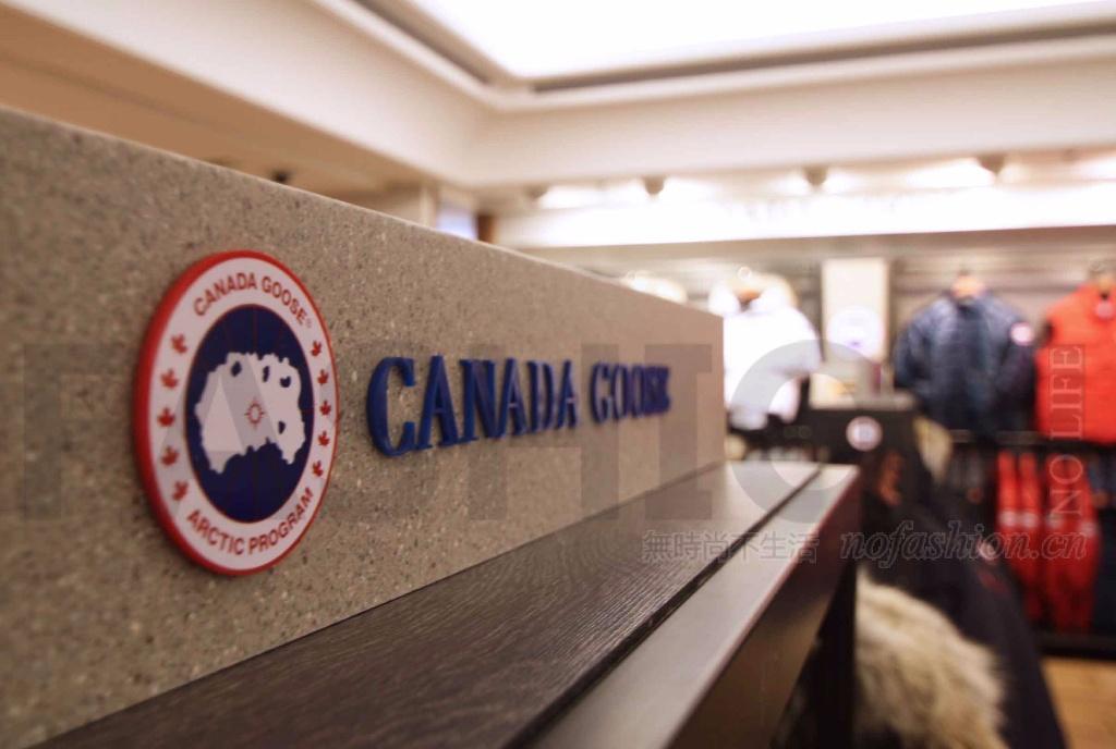 Canada Goose最快2月在美加上市