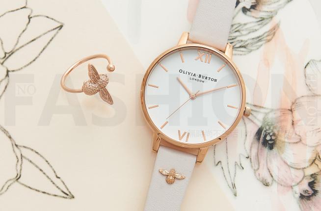 Movado摩凡陀开展首次收购 6000万英镑并购英国腕表品牌Olivia Burton