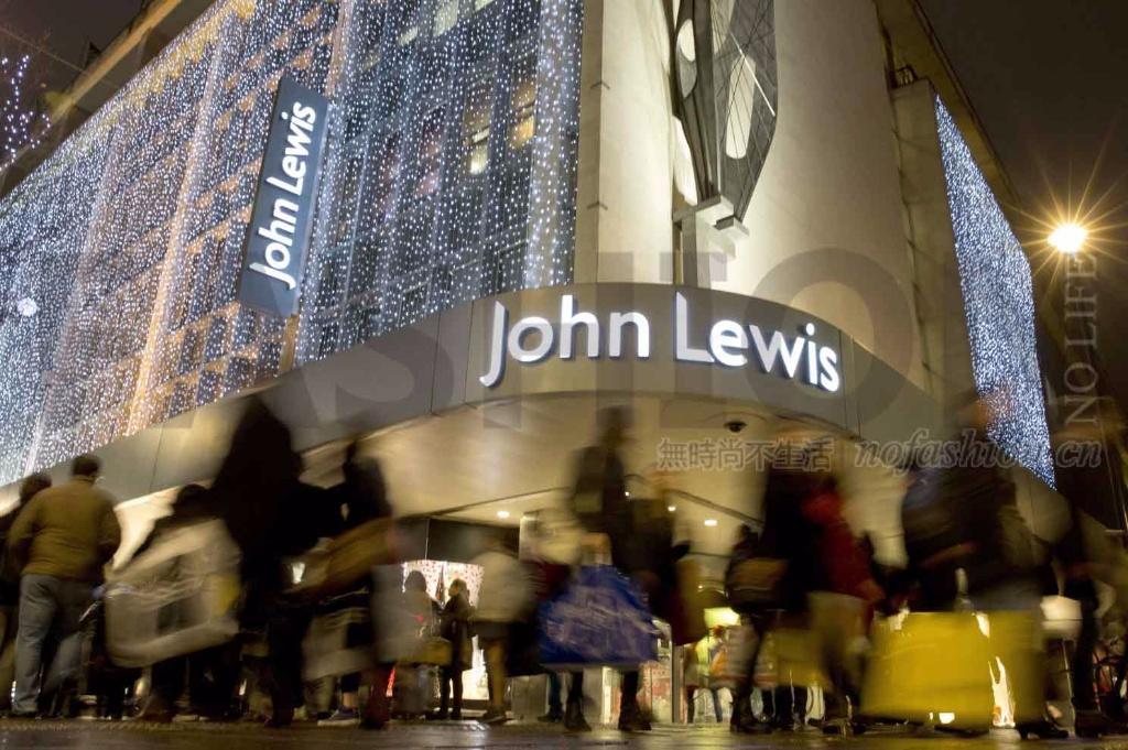 英国最大百货集团John Lewis 裁员773人