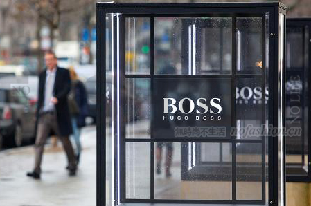Hugo Boss雨果博斯未获比利时首富Albert Frère入股 股价急挫4%