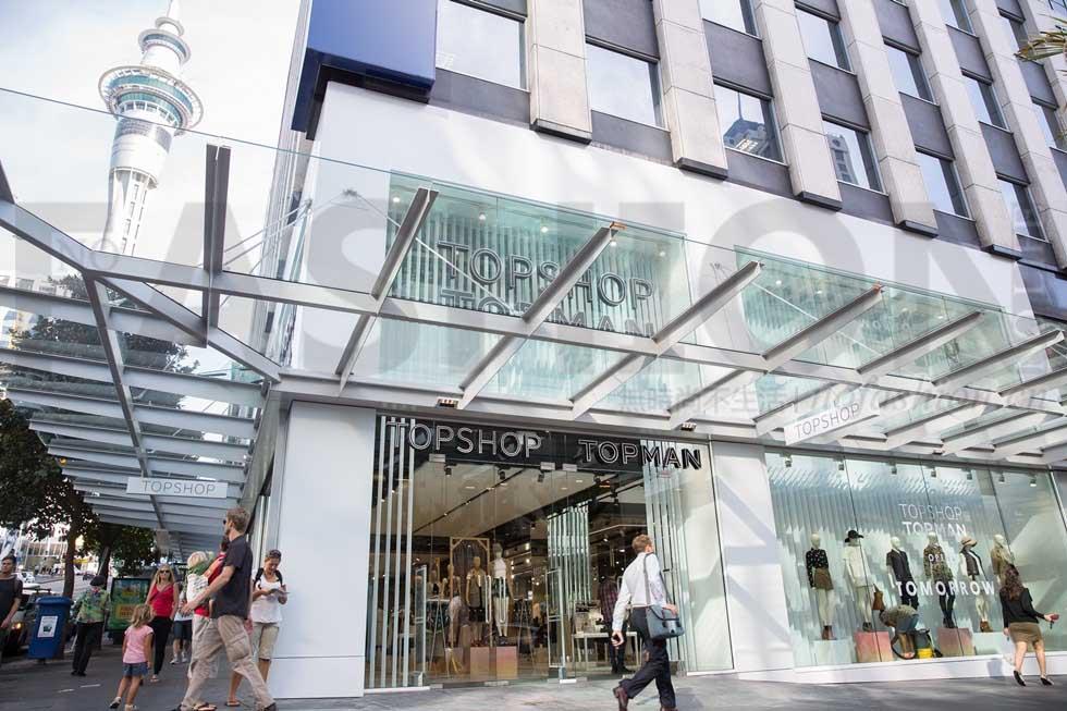 Topshop的新西兰业务也破产了 说好的中国扩张还有戏吗?
