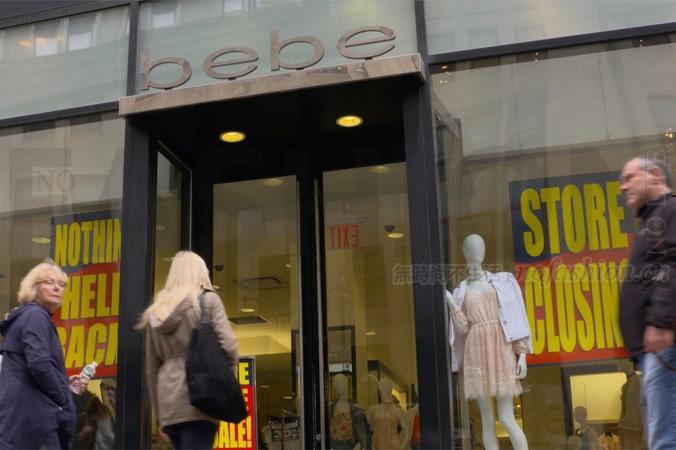 Bebe与零售业主达成关店协议后获3,500万美元过桥贷款 避免走向破产